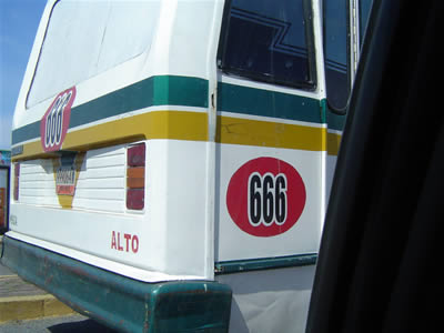 Autobús Satánico 1